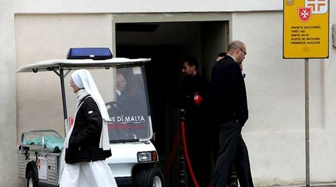 pronto soccorso vaticano