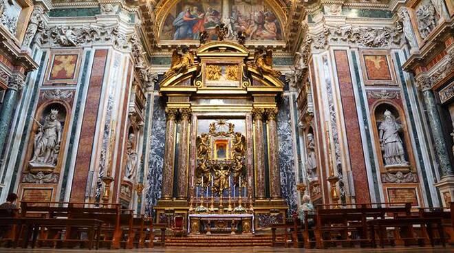 salus populi romani santa maria maggiore