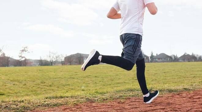sport attività fisica corsa