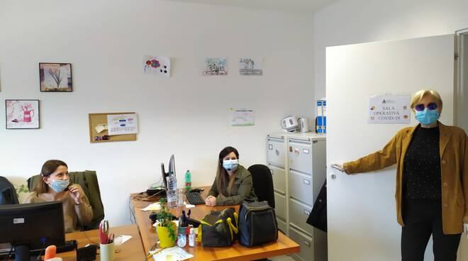 assistenti sociali coronavirus