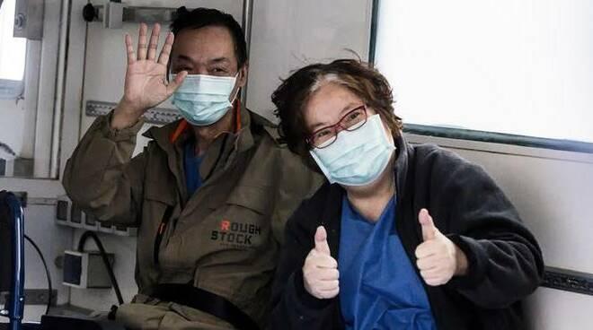 cinesi coronavirus