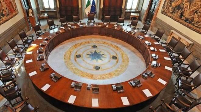 Consiglio Ministri