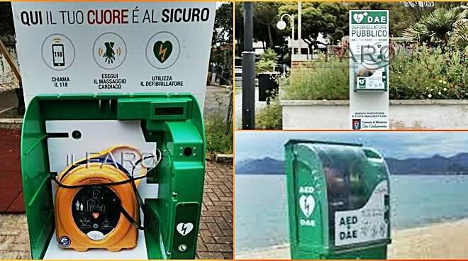 defibrillatori a Minturno