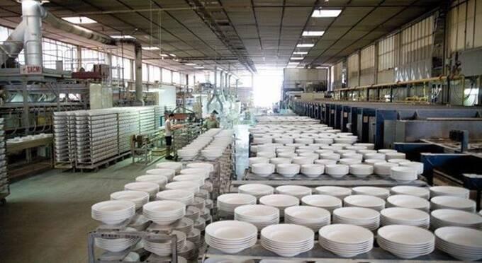 fabbrica ceramiche