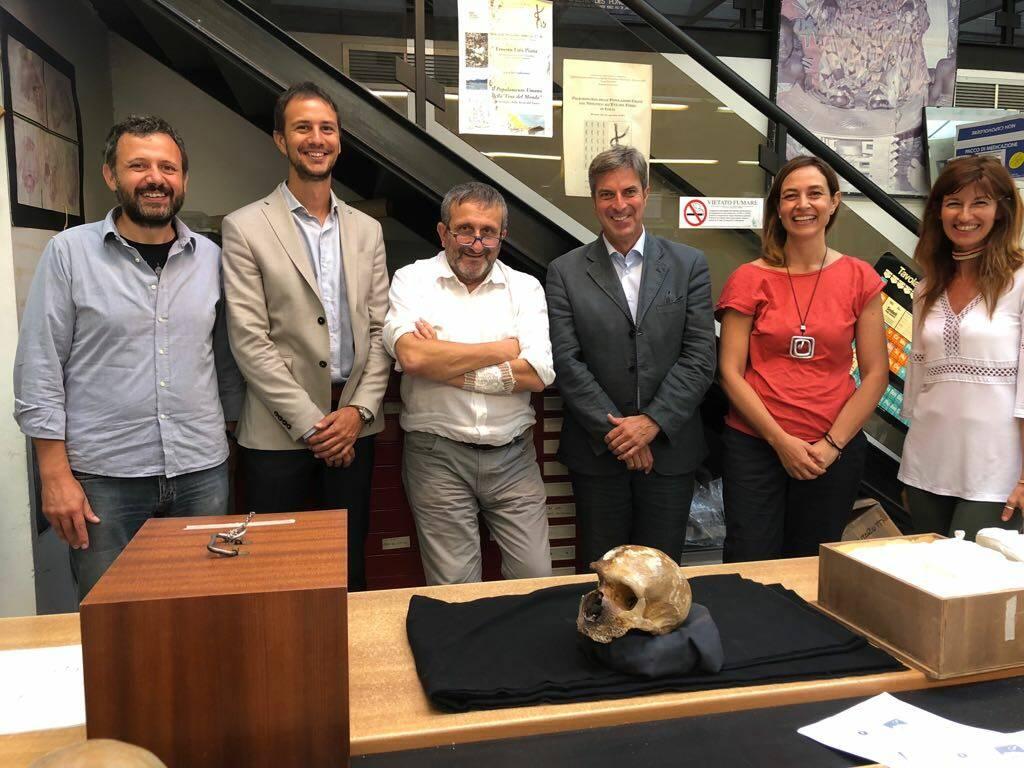 Il cranio del Circeo e le ricostruzioni in 3D: la Storia prende forma sul sito del Parco nazionale