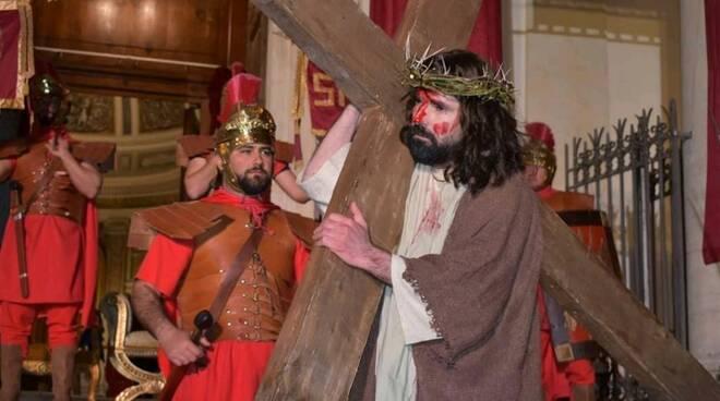 passione di cristo anzio