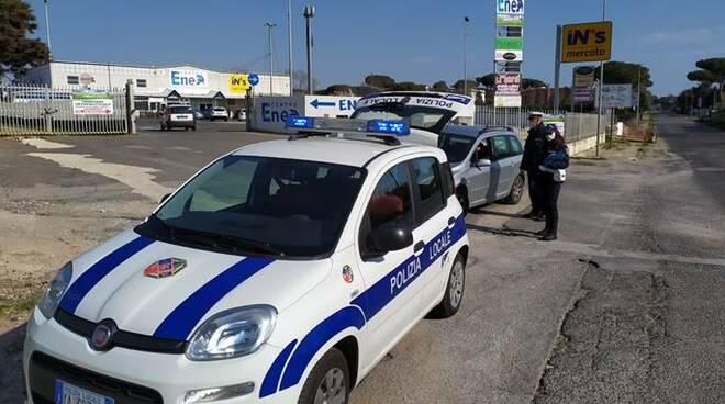 polizia locale anzio