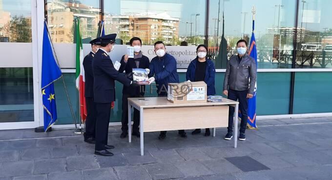 Polizia Locale Città Metropolitana Roma