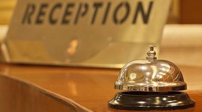 reception albergo hotel