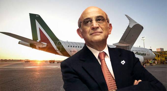 Alitalia, il piano alternativo del miliardario German Efromovich