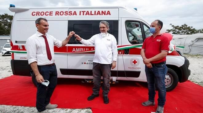 ambulanza civitavecchia