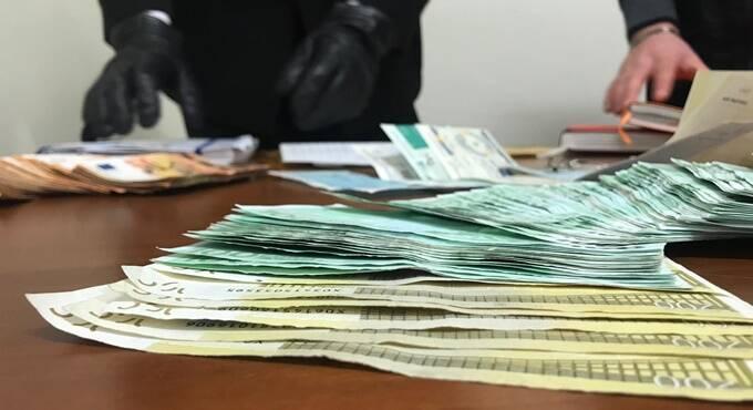 carabinieri arresto usurai eur