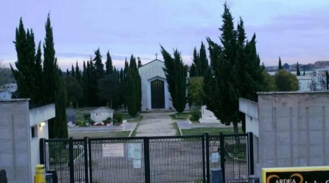 Cimitero comunale Ardea