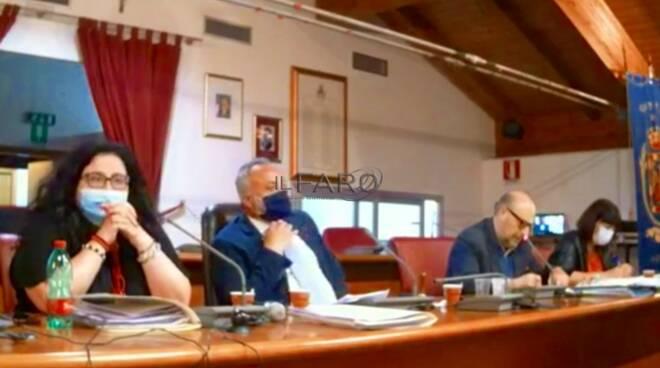 Formia, consiglio comunale