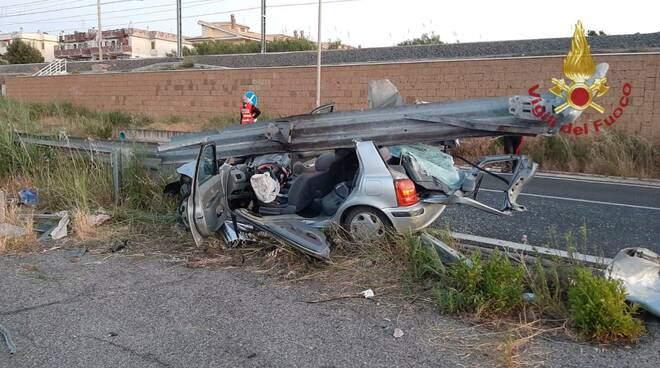 incidente santa marinella