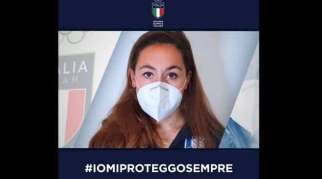 ITALIA  TEAM #IOMIPROTEGGOSEMPRE