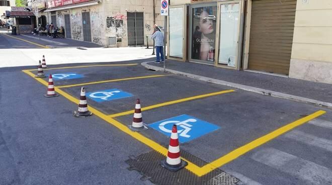lavori segnaletica stradale anzio