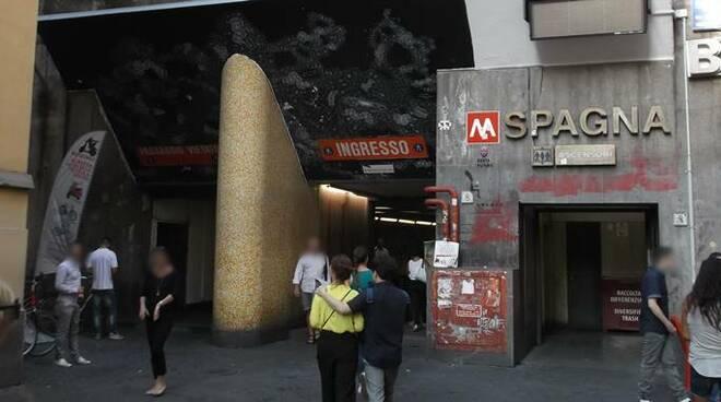 metro spagna atac