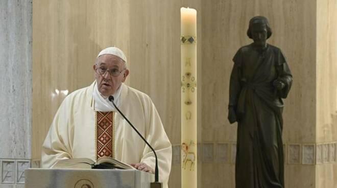papa francesco san giuseppe