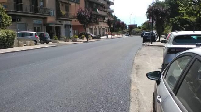 Pomezia via Virgilio
