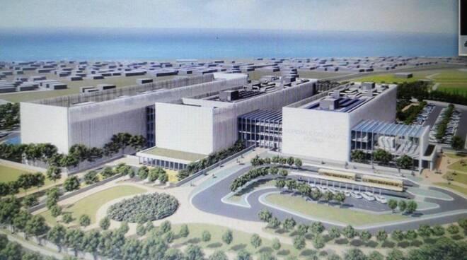 Presentato lo studio di fattibilità per l'ospedale del Golfo: si farà all'ex Enaoli