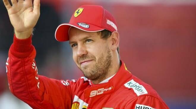 F1, Sebastian Vettel lascia la Scuderia Ferrari a fine 2020 - Il Faro Online