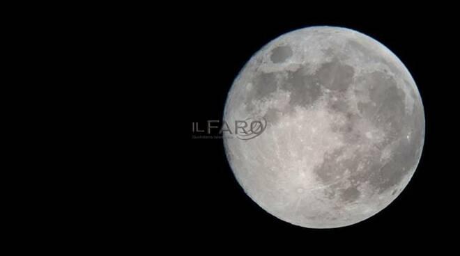 superluna luna