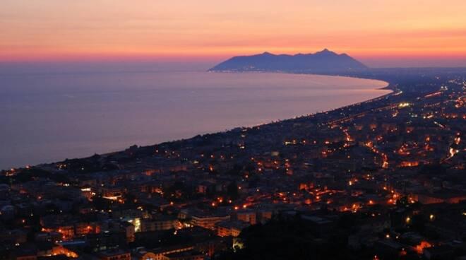 Veduta di Terracina