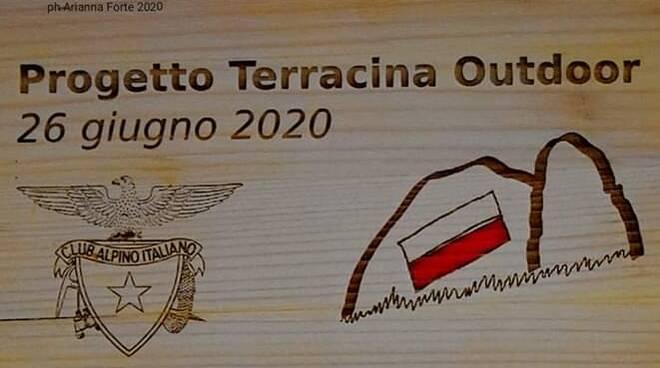 A Terracina i sentieri montani entrano ufficialmente nella rete nazionale del Club alpino