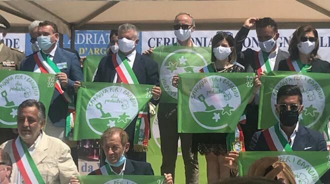 Anzio bandiere verdi 2020