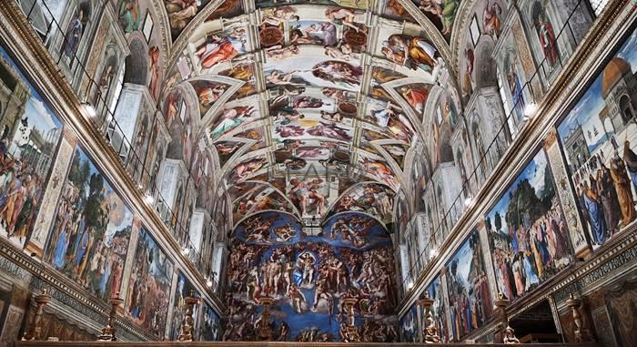 cappella sistina musei vaticani