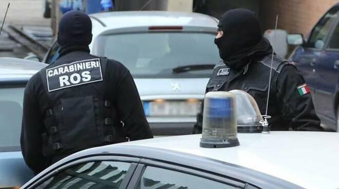 carabinieri ros mafia
