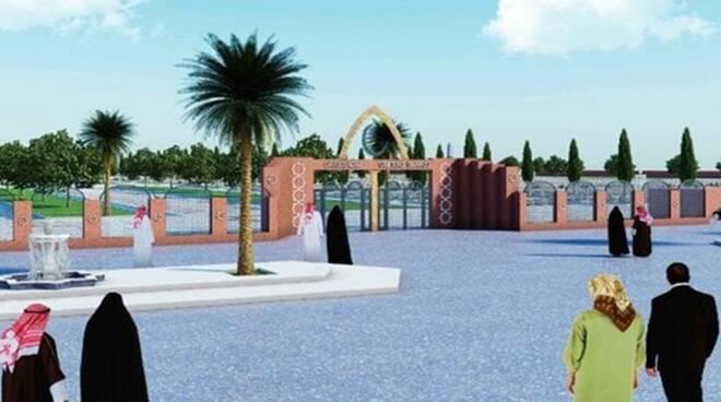 cimitero islamico tragliatella