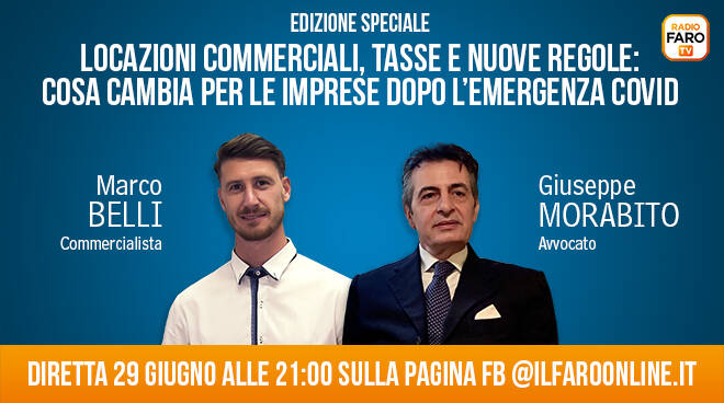 Ed. Speciale 29.6.2020