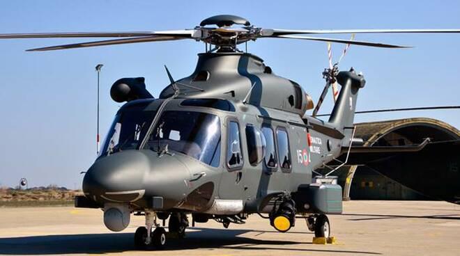 elicottero aeronautica militare