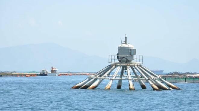 Impianti di itticoltura