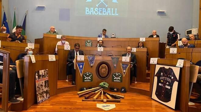 inaugurazione museo baseball nettuno