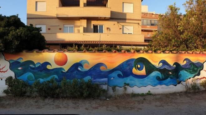 Murales di Passoscuro