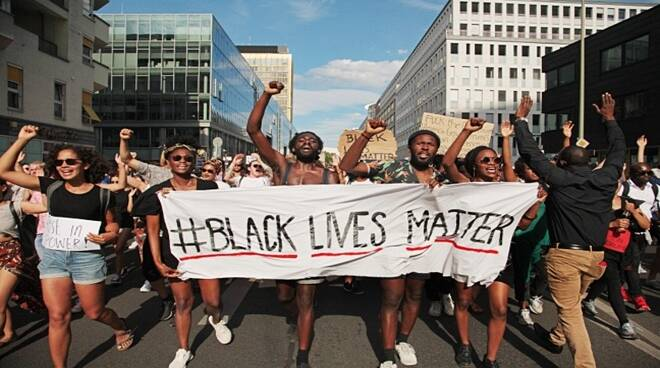 proteste black lives matter stati uniti