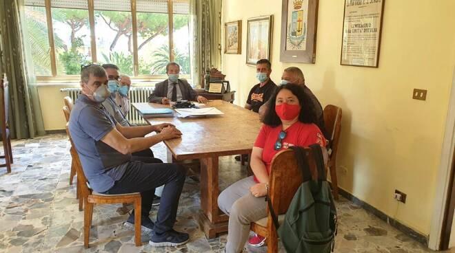 Protezione civile Santa Marinella