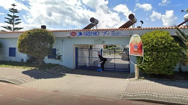 stabilimento Tirreno Fiumicino