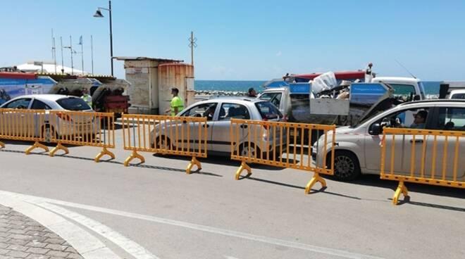 Successo per le giornate ecologiche a Formia: conferiti 15 metri quadrati di ingombranti