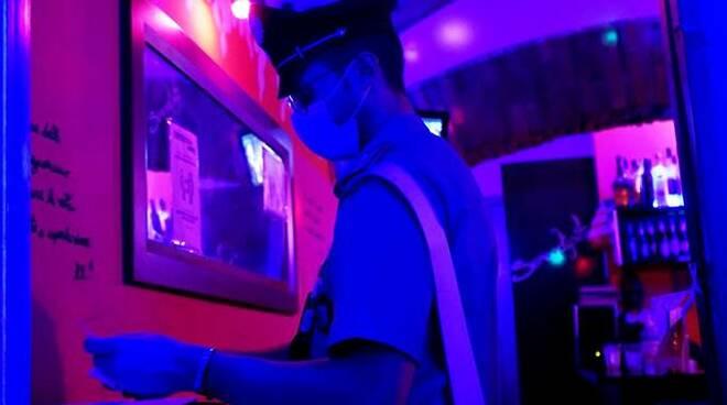 carabinieri controllo movida