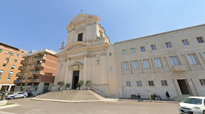 cattedrale civitavecchia