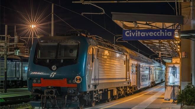 ferrovia Civitavecchia