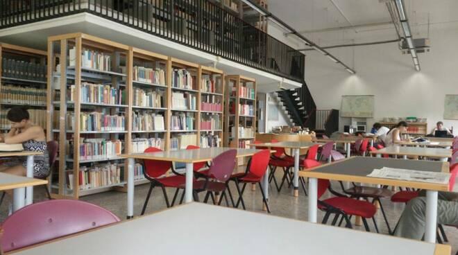 Formia, biblioteca comunale