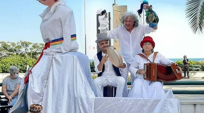 """Formia, tutto pronto per """"Il cancello delle favole"""", il festival nazionale di teatro promosso dal Bertolt Brecht"""