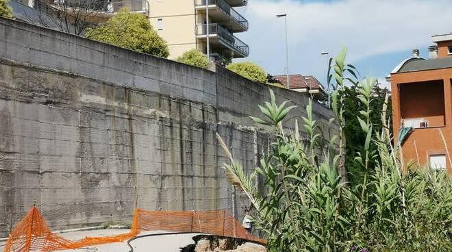 Frana in via delle Fosse, il Pd di Formia presenta un'interrogazione