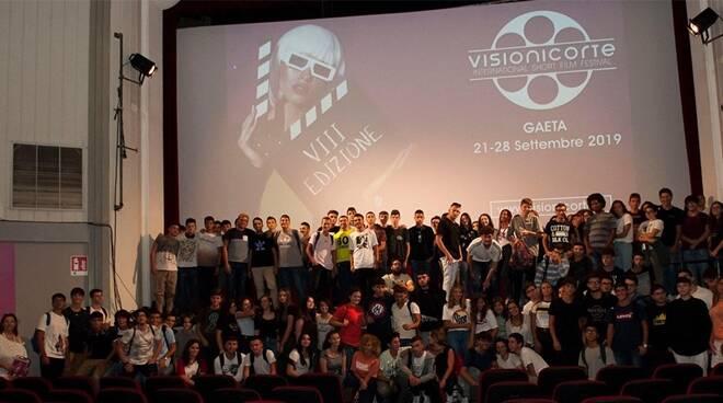 """Gaeta e il """"Visioni corte film festival"""": l'edizione 2020 sarà sia online che dal vivo"""