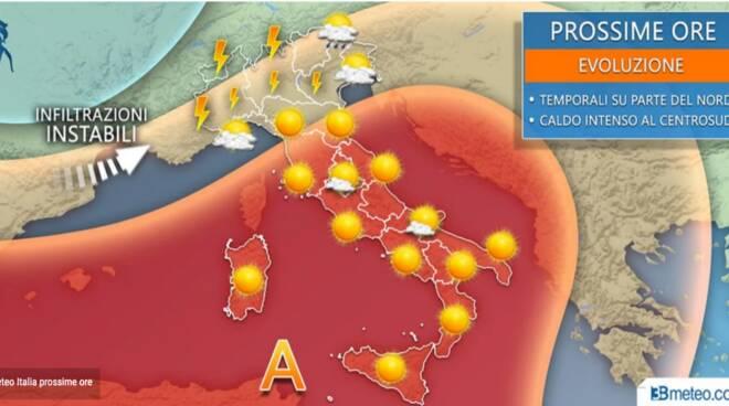 Maltempo, Protezione civile: piogge e temporali in Sicilia -2